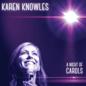 Karen Knowles Christmas Carols Album with the Australian Girls Choir