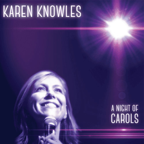 Karen Knowles Christmas Carols Album with the Australian Girls Choir