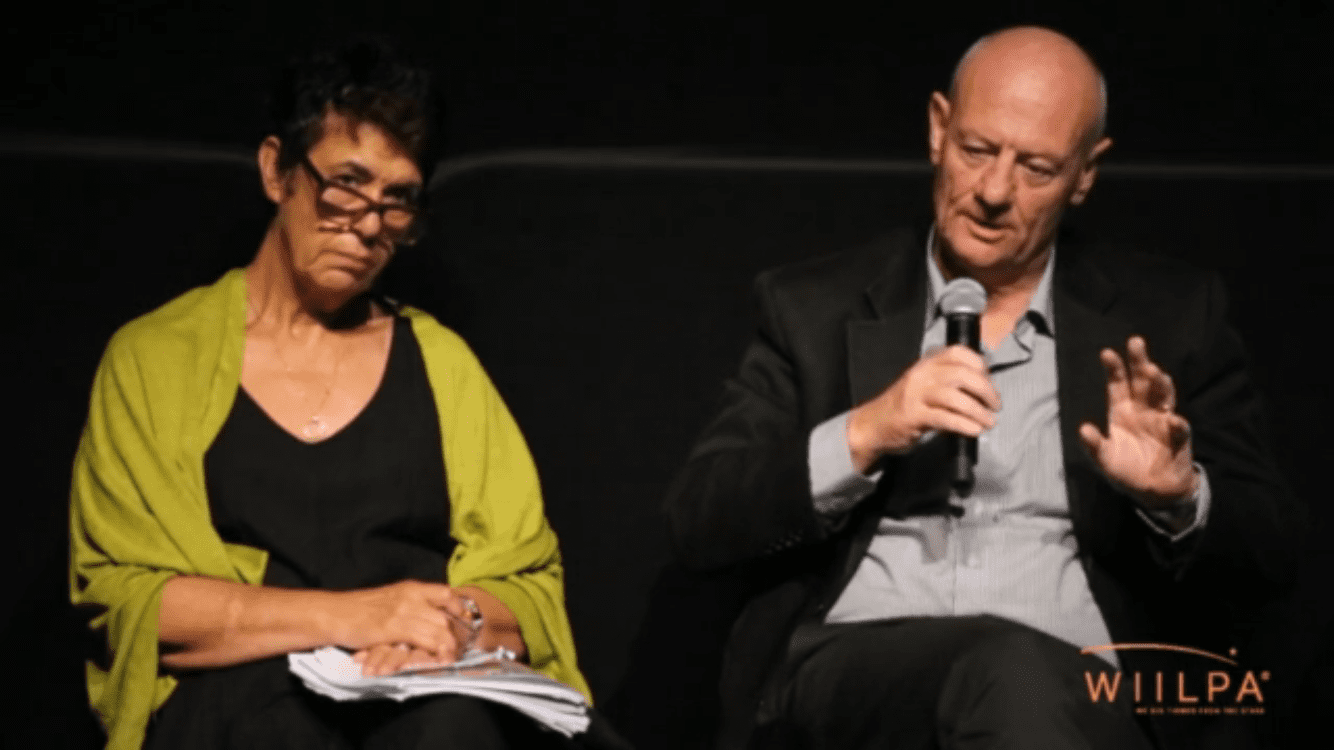 aunty carolyn briggs & tim costello - the remembering forum 2015