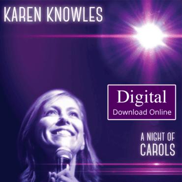 Karen Knowles A Night of Carols Digital Download