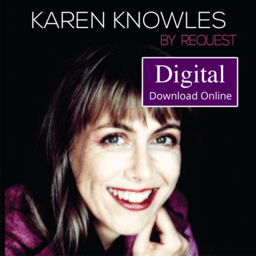 Karen Knowles By Request top hits Digital Download