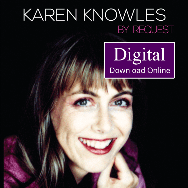 Karen Knowles By Request top hits Digital Download