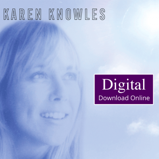Karen Knowles On a Clear Day Album Digital Download