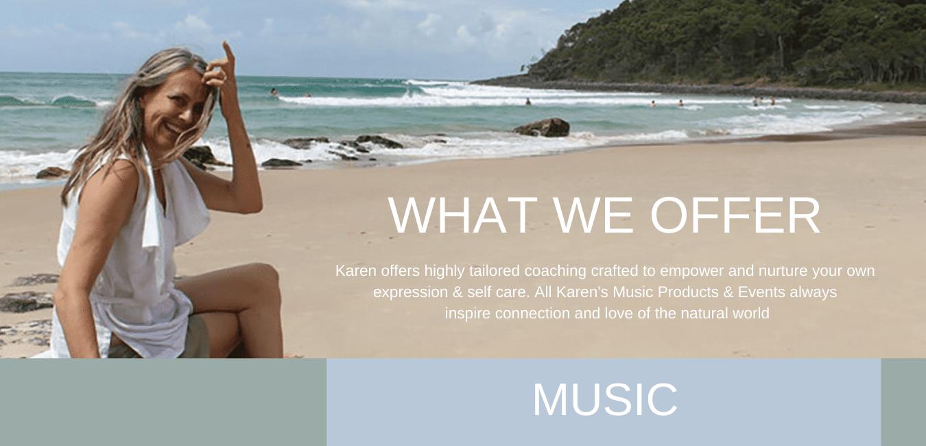 Karen's music